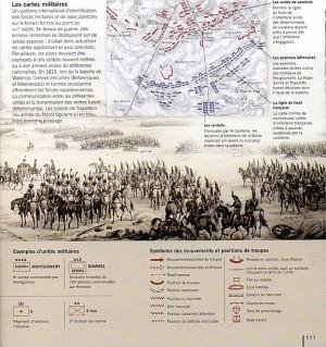Les cartes militaires