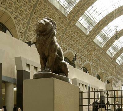 Nef Lion - (c) Musée d'Orsay - Sophie Boegly