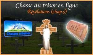 Chasse au trésor révélations - Cimetiere