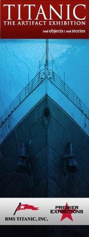 Vente du trésor du Titanic