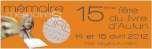 Autun - Fête du livre 2012