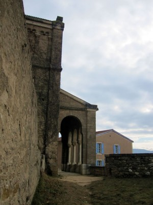 Chabeuil - Eglise