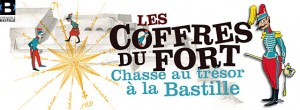 Grenoble - Chasse au trésor à la Bastille