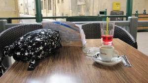 Chabeuil - Pause café