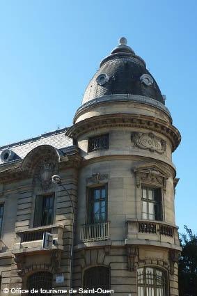 Jeu de piste : l'architecture à Saint-Ouen