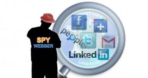 Spy Web Une