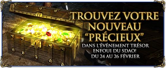 Seigneur des Anneaux Online - Le trésor enfoui