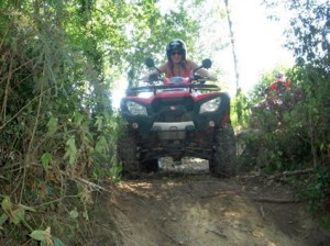 Off Road Event - Chasses au trésor Quad