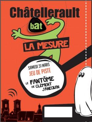 Le fantôme de Clément Janequin - Châtellerault