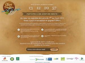 Participez à une aventure inédite : La Loire aux Trésors