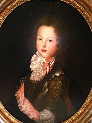 Louis Jean Marie, petit seigneur de Rambouillet