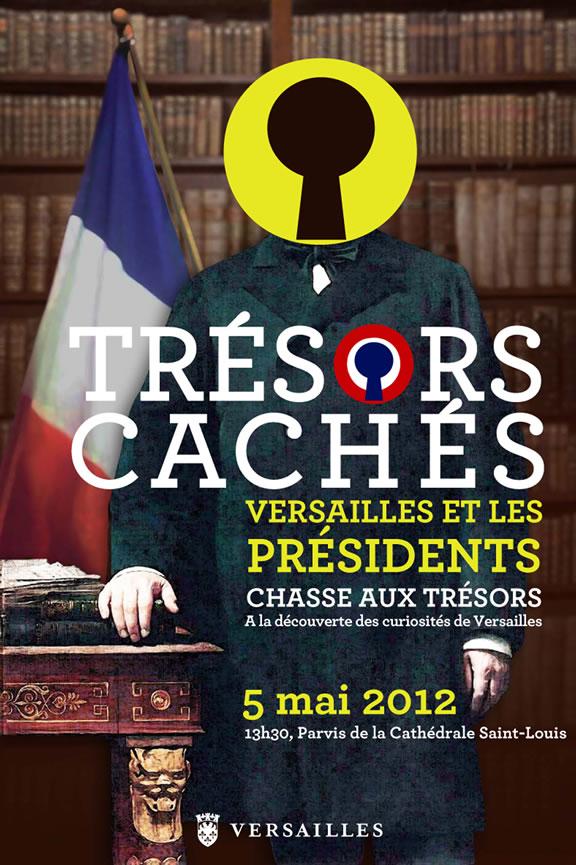 Versailles et les Présidents
