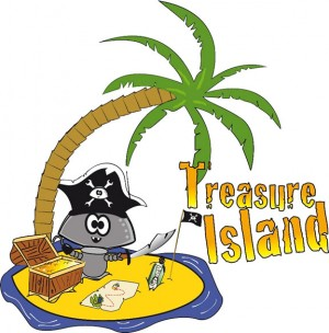 Trophées de Robotique - Treasure Island - Le monde des robots pirates