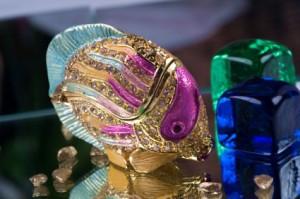 Sur la trace du poisson d'or... Un trésor englouti - poisson d'avril