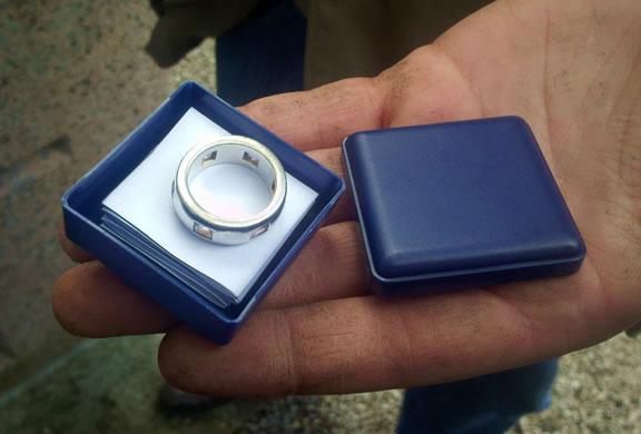La Chasse du Conquérant 2012 – L'anneau d'Herlève