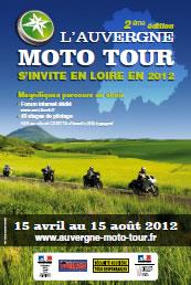 Auvergne Moto Tour