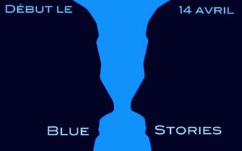 The Blue Stories - Lancemement de la chasse au trésor