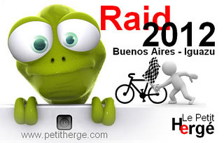 Raid Petit Hergé 2012