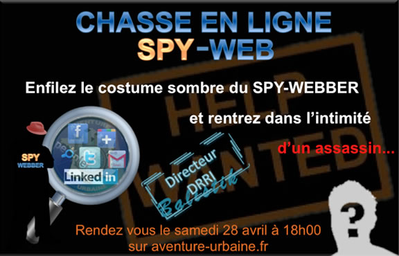 Spy-Web : 2e mission