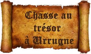 Chasse au trésor à Urrugne