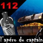 L'apéro du Captain : trésors et chasseurs de trésor