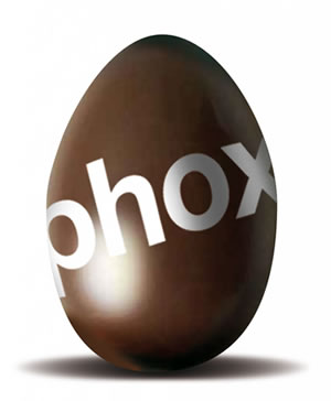 Chasse au oeufs Phox - Le shop photo