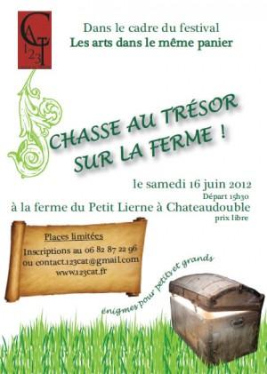 Drôme : chasse au trésor à la ferme