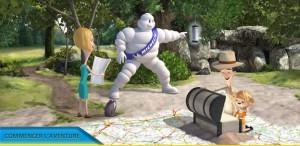 La chasse aux trésors grandeur nature de Michelin