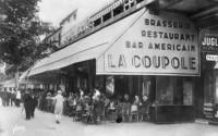La Coupole et les artistes de Montparnasse
