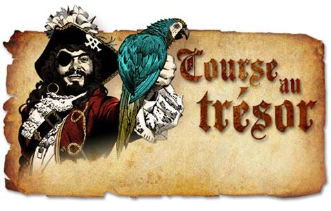 Course au trésor - L'Isle-aux-Coudres