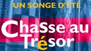Poitiers - Chasse au trésor - Un songe d'été