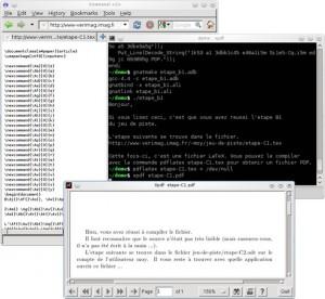 Unix-training - Apprendre Unix avec un jeu de piste