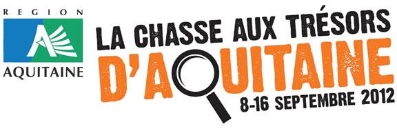 Chasse aux Trésors d'Aquitaine : 1ère édition