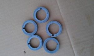 Cryptex - Photo 10 : Assemblages des anneaux