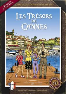 Les Trésors de Cannes - Chasse au trésor interactive en BD