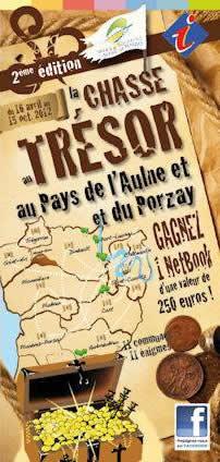 Chasse au trésor au Pays de l'Aulne et du Porzay