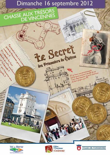 Chasse aux trésors de Vincennes