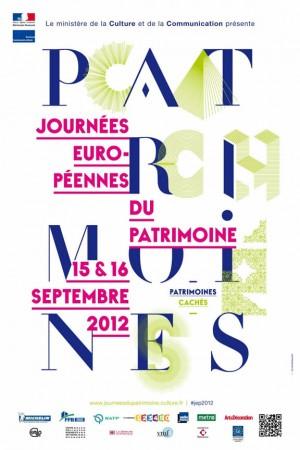 Journées européenes du patrimoine 2012