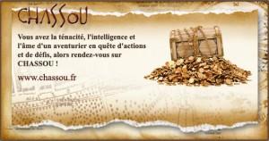 Chasses au trésor Chassou