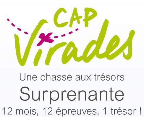 12 mois, 12 épreuves, 1 trésor - Cap Virade : la chasse aux trésors en 365 jours