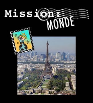 Rallye dans Paris : Mission Monde