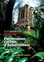 Patrimoines cachés d'Aubervilliers