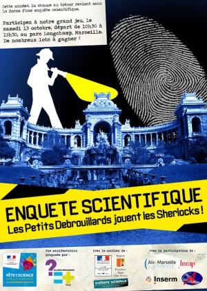 Enquête scientifique à Marseille