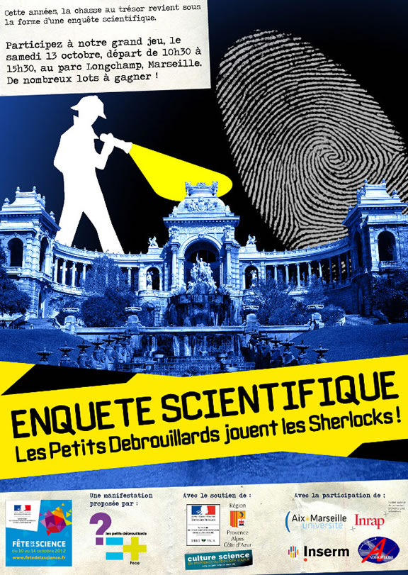 Enquête scientifique à Marseille