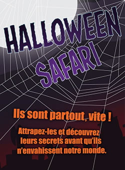 Halloween : chassez les monstres en réalitée augmentée