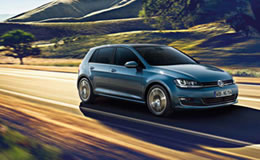 Volkswagen Golf 7 - Golf Challenge - Le jeu