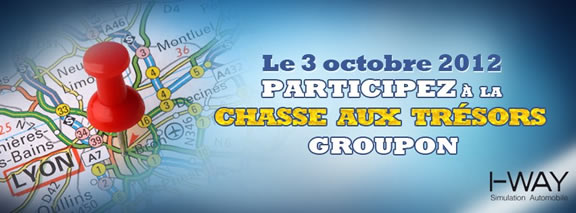 Groupon - Chasse aux trésors à Lyon