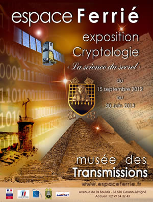 Cryptologie, la science du secret