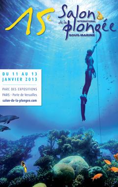 15e Salon international de la plongée sous-marine