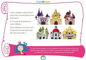 ChasseOtresor : chasses au trésor et jeux pour enfants